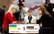 Антоанета Стефанова завърши на 72-ро мсято на Катар Мастърс Оупън