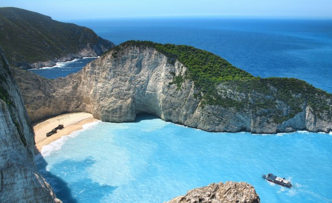 Топ 10 на най добрите плажове в Гърция Развлечения