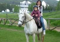 За конете и децата с любов