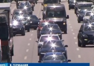 Германското правителство въвежда пътна такса за чуждите шофьори