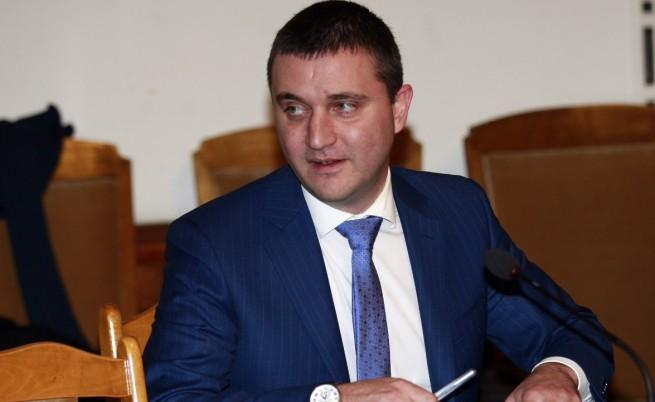 Министърът на финансите Владислав Горанов