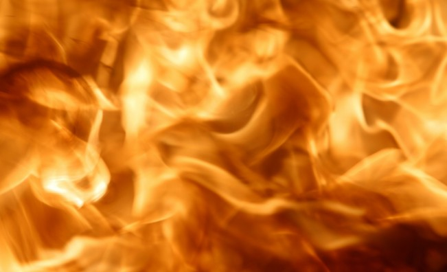 Нов пожар горя в Пловдив