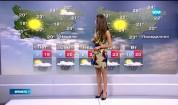 Прогноза за времето (24.04.2015 - обедна)