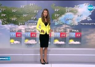 Прогноза за времето (05.05.2015 - централна)
