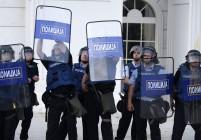 ЕС съжалява за инцидентите на протеста в Скопие