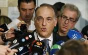 Шефът на Испанската лига потвърди за уреден мач в Примера