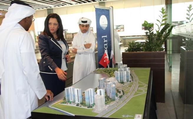 Регионалният министър Лиляна Павлова в Катар