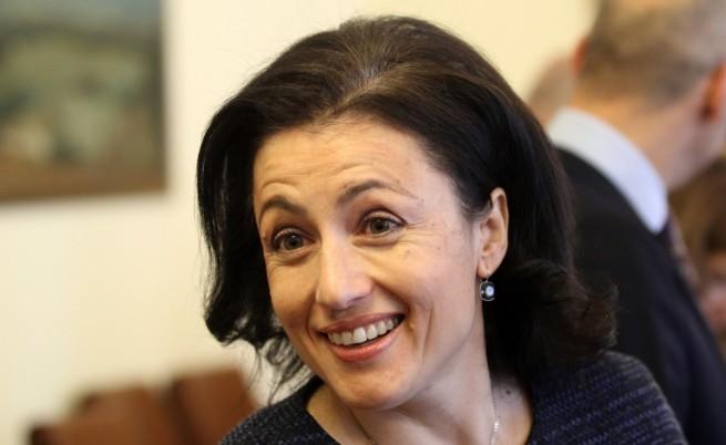 Министър Танева