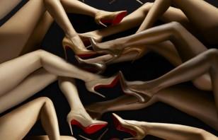 7-те вида телесни токчета според Кристиан Лубутен