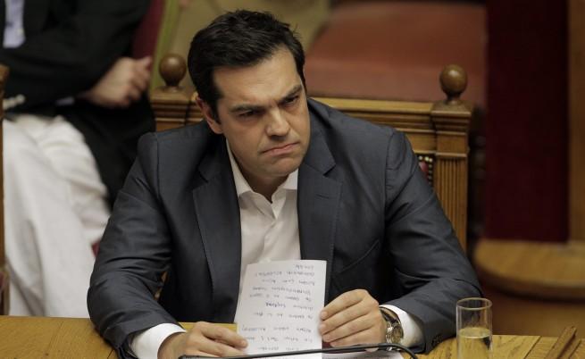 Премиерът на Гърция Алексис Ципрас