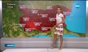 Прогноза за времето (31.07.2015 - централна)