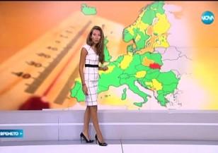 Прогноза за времето (27.08.2015 - централна)
