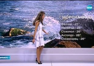 Прогноза за времето (29.08.2015 - обедна)