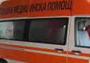 Верижна катастрофа с един загинал и ранени жена и дете