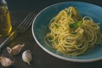 Спагети с интересен сос