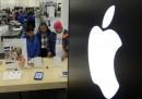 Apple следи с кого си пишат потребителите на iPhone