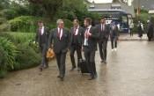 Албанците се прибраха в хотела си, ще чакат 3 дни развръзката