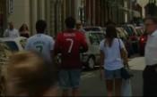 Китайци пропътуваха половината свят, за да викат за Португалия