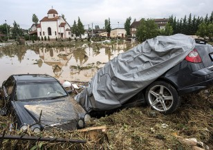Потоп в Скопие