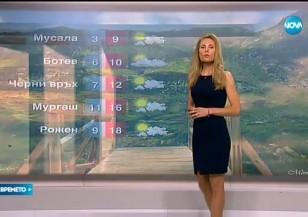Прогноза за времето (28.08.2016 - сутрешна)