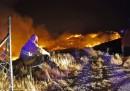 Пожарът на о. Тасос е локализиран