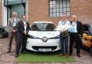 100 000 електромобила от Renault