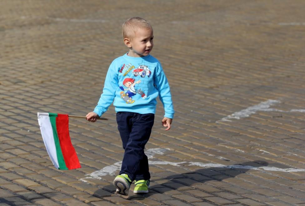 """- Днес 22 септември на площад """"Княз Александър I"""" се проведе тържествено честване на 108-та годишнина от обявяването на Независимостта на България."""