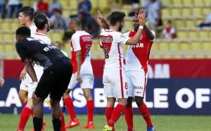 Победа и първо място в Лига 1 за Монако