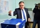 Милорад Додик гласува на референдума