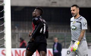 Само ПСЖ може да накара Нианг да напусне Милан