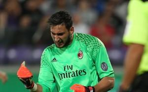 Джиджо Донарума преподписва с Милан пълнолетен