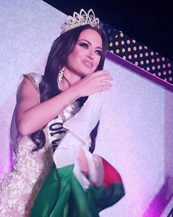 - Българката Елизабет Методиева спечели титлата Miss Top of the World на престижен конкурс, който се проведе в Ню Делхи, Индия. Тя победи и грабна...