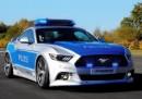 Германската полиция ги пази