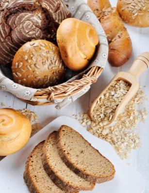 Вече лесно може да се намери хляб, приготвен от безглутеново брашно