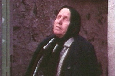 """- Баба Ванга в кадър от филма на Невена Тошева """"Феномен"""""""