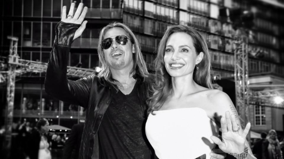 Седмо дете за Брад Пит и Анджелина Джоли?