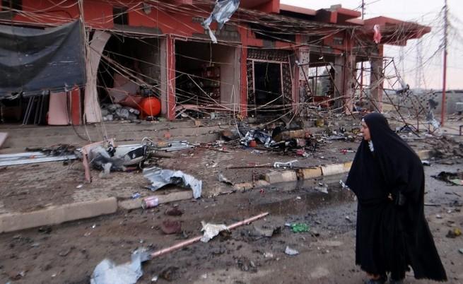 Бунтовници превзеха кметството в град Самара в Ирак
