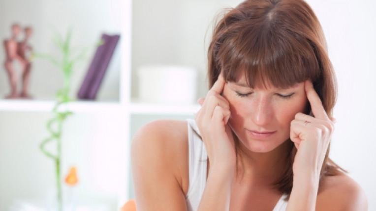 масаж настинка нос вежди инхалация зелен чай гръб