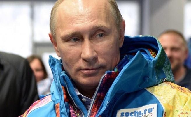 Владимир Путин: Гейовете са добре дошли на олимпиадата, но да не закачат децата