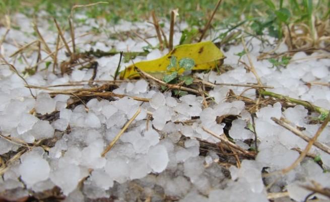 Бедствено положение в Ловеч заради мощна буря