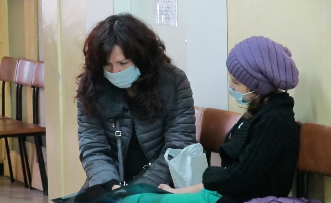 Грипна епидемия и в Стара Загора