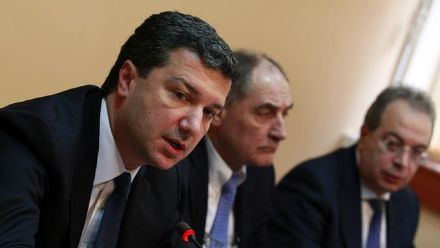 Драгомир Стойнев: Започваме преговори с Турция за газова връзка
