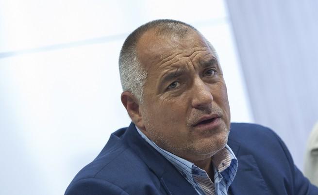 Бойко Борисов: ГЕРБ ще подкрепи кандидат на гилдията за главен съдебен инспектор
