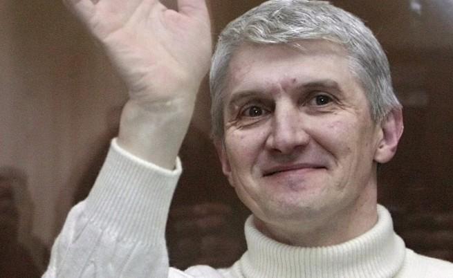 Платон Лебедев вече е на свобода