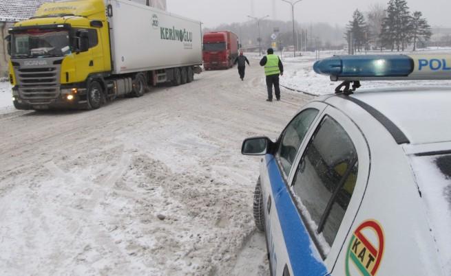 Най-много сняг е паднал в Силистра — 30 сантиметра