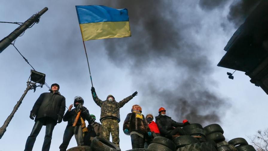 """""""Таймс"""": Украйна върви към катастрофа"""