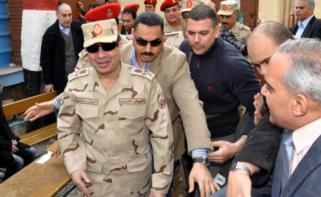 Египет: Абдел Фатах ас Сиси стана маршал, но трябва да напусне армията
