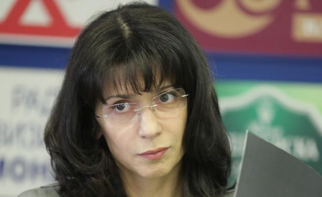 Моника Станишева връща парите по спорен европроект