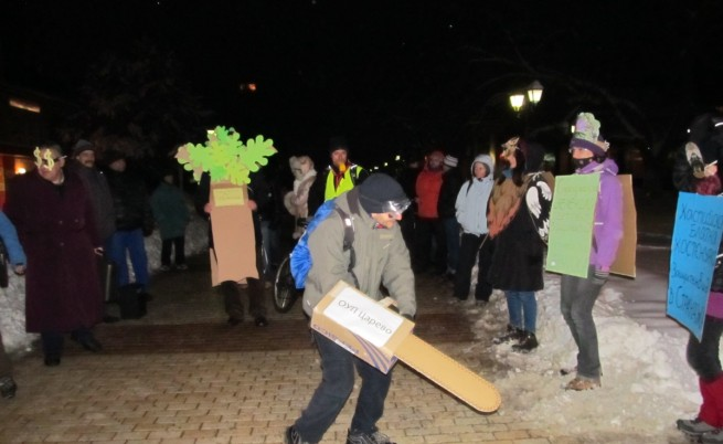 Протести в няколко града заради Странджа