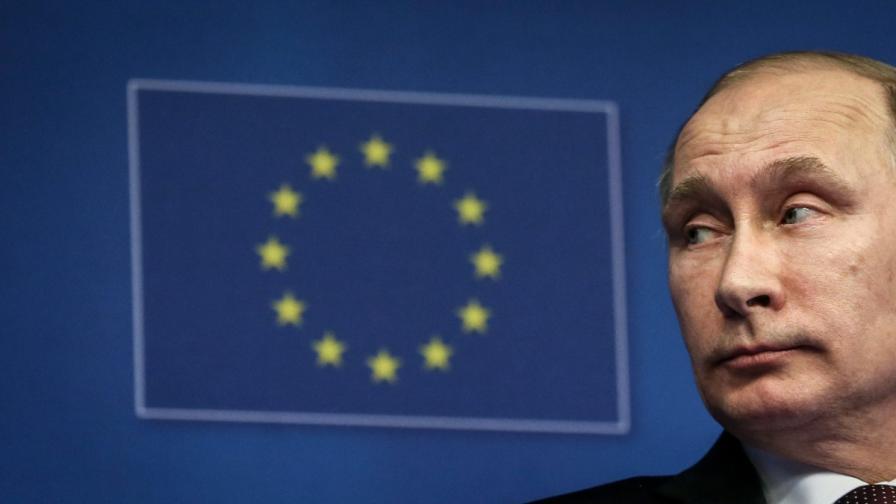 Путин засега бил против ответни санкции срещу Запада